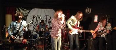 The Delta Riggs - National Album Tour