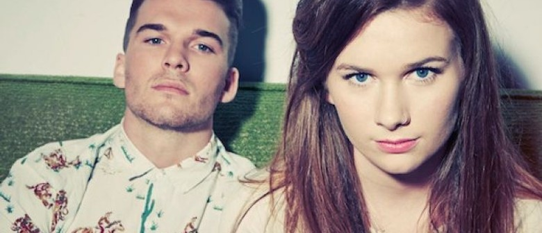 Broods - The Evergreen Tour 2014