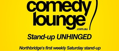 Comedy Lounge Unhinged