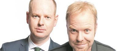 Peter Helliar & Tom Gleeson