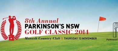 Parkinsons NSW Golf Classic
