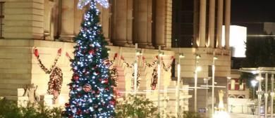 Perth City Christmas Decorations