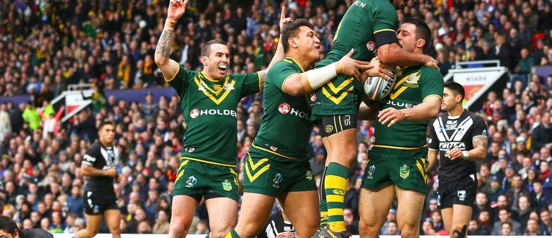 Four Nations Double Header