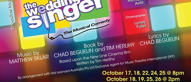 The Wedding Singer - Engadine Musical Society
