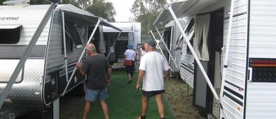 Caravan, Camping, Four Wheel Drive, Fish and Boat Show