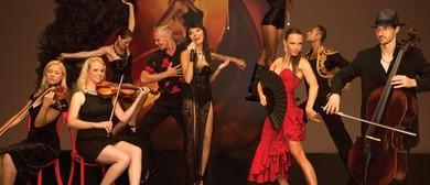 Spice Vaudeville Cabaret Show
