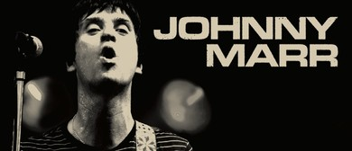 Johnny Marr: POSTPONED