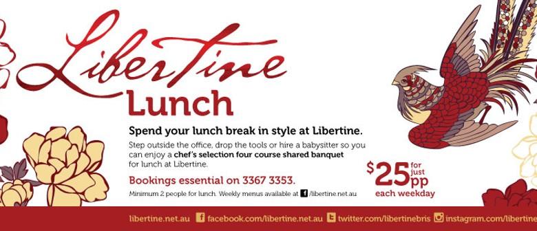 Libertine Lunch