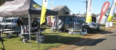 Orana Caravan, Camping, 4WD, Fish and Boat Show