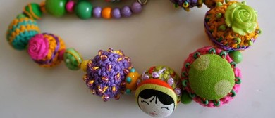 Crochet Jewellery with Stephanie Morris