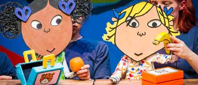 Charlie & Lola's Extremely New Play