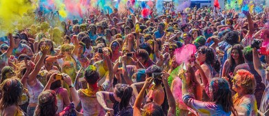 SpringFlare – Australia's Biggest Colour Festival