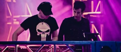 Knife Party - National Arena Tour