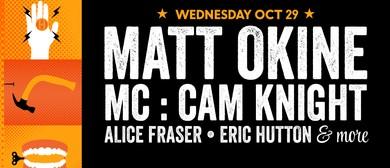 Comedy at the Basement feat. Matt Okine