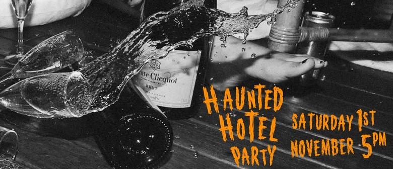 Haunted Hotel Halloween Party