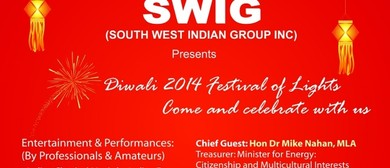 SWIG presents Diwali 2014 - Festival of Lights