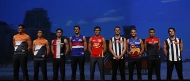 NAB AFL Draft on the Gold Coast