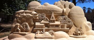 Sydney Hills International Sand Sculpting