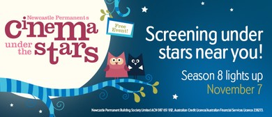 Newcastle Permanent's Cinema Under the Stars