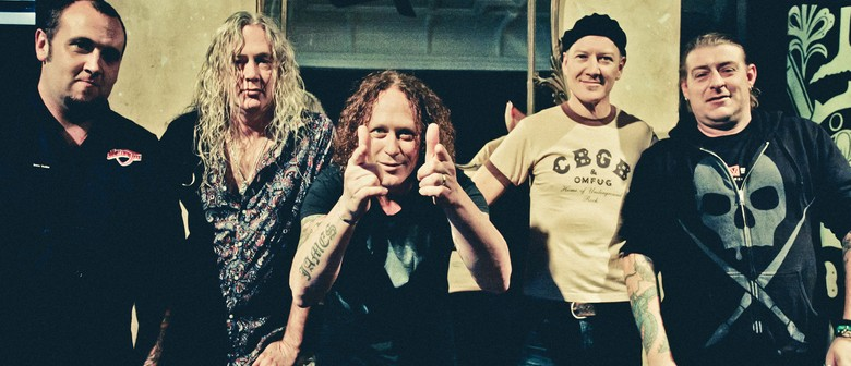 The Screaming Jets - Atomic 47 25th Anniversary Tour