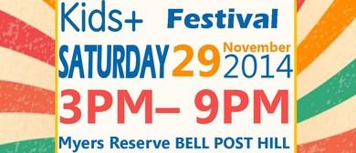Kids Plus Festival