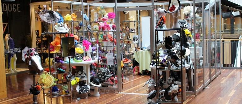 The Millinery Association of Australia Pop-up Shop