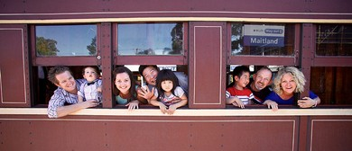 Hunter Valley Steamfest 2015