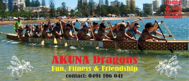 Akuna Dragon Boating - Come and Try