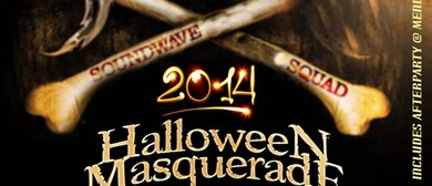Halloween Masquerade Latin Cruise 2014