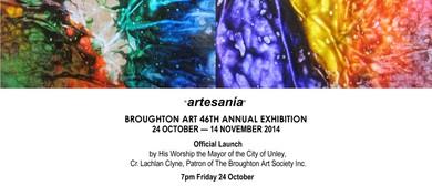 Launch Artesanía Art Exhibition