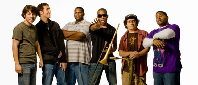 Trombone Shorty & Orleans Avenue - Bluesfest Tours
