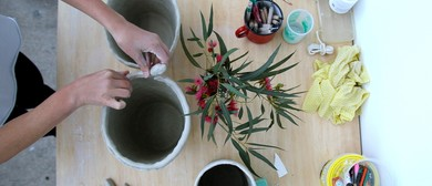 Introduction to Ceramic Coiling Workshop
