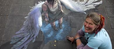 Chalk Urban Art Festival