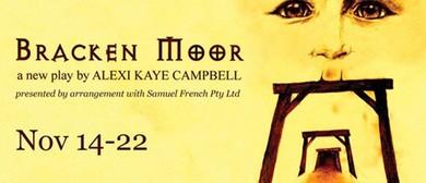 Australian Premiere of Alexi Kaye Campbell's Bracken Moor