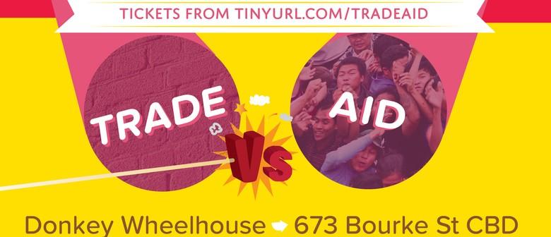 aid vs trade essay