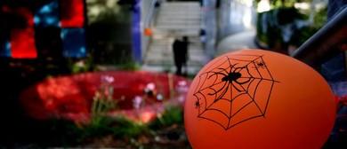 Halloween Fright Night & Movie