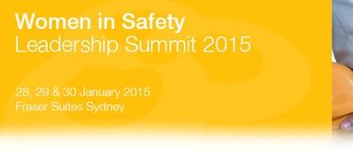 Women in Safety Leadership Summit 2015