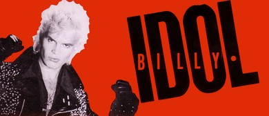 Billy Idol 2015 Australian Tour - A Day on the Green Shows