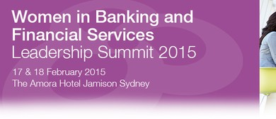 Women in Banking and Financial Services Leadership Summit 20