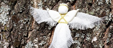 Traditional Folk Dolls: Christmas Angels