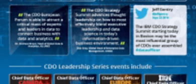 Chief Data Officer Leadership Forum