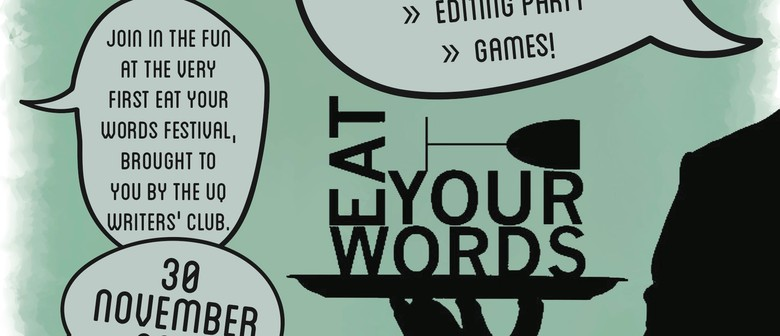 Eat Your Words Festival