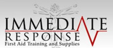 Immediate Response Offers First Aid Training Courses