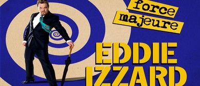 Eddie Izzard - Force Majeure Australian Tour 2015