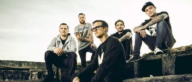 The Amity Affliction - The Weigh Downunder Tour