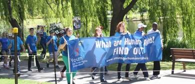 Human Rights Day Walk