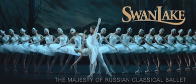 Swan Lake - St Petersburg Ballet