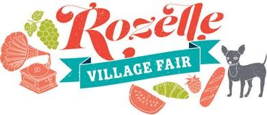 Rozelle Village Fair