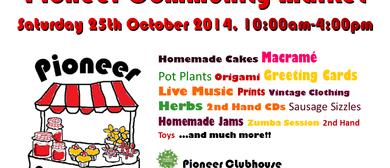 Pioneer Community Market