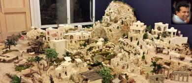 Australian Nativity Scene - 2014
